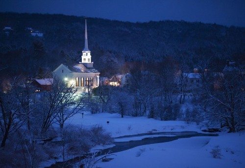 Vermont: Images of the Green Mountain State