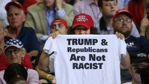 'We're All Tired of Being Called Racists'