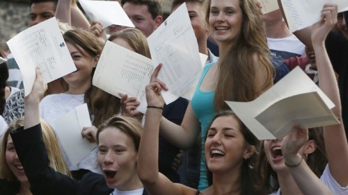Does England Have the Solution to the Grade-Inflation Problem?