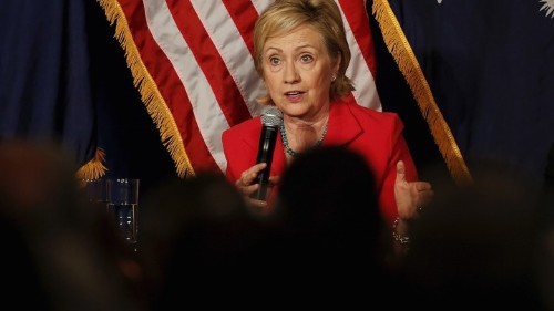 Should There Be a Criminal Investigation Into Hillary Clinton's Email?