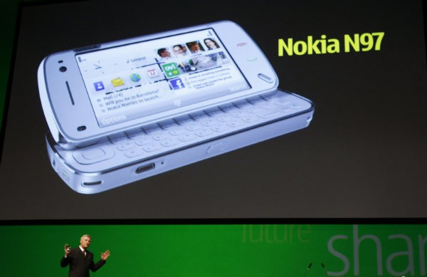 Why Nokia Died: Nobody Buys Phones, Anymore