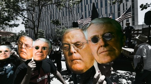 Do the Koch Brothers Really Care About Criminal-Justice Reform?