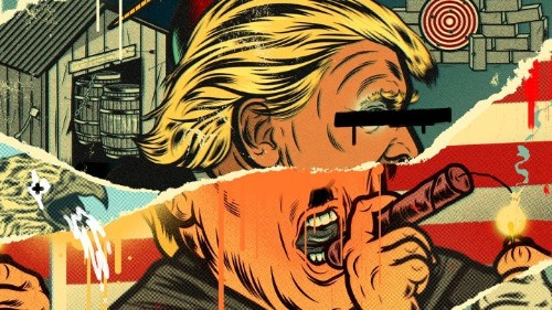 Donald Trump, Sex Pistol