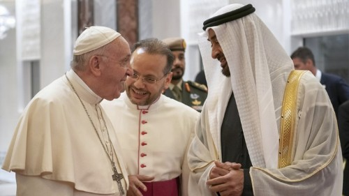 The Vatican and the Gulf Have a Common Enemy