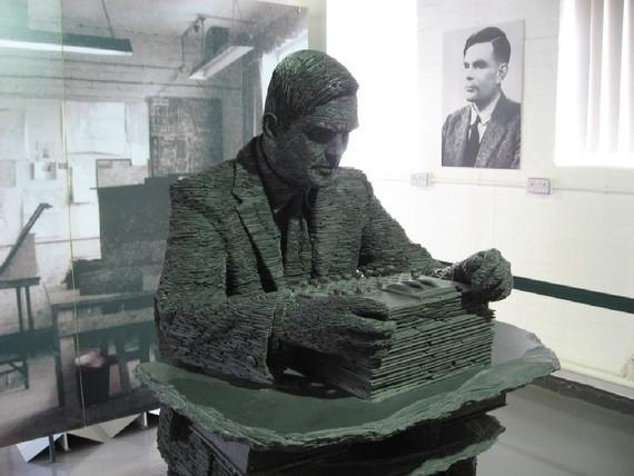 Alan Turing's Body