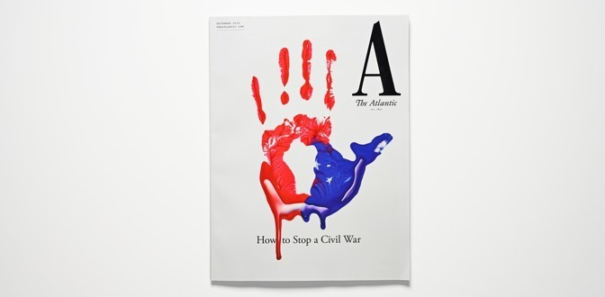 """The Atlantic Devotes Its December Issue to a Special Report: """"How to Stop a Civil War"""""""