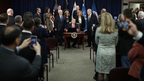 Trump's Immigration Order Is a Propaganda Victory for ISIS