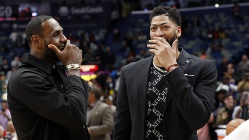 LeBron James and Anthony Davis Are Positioned to Win