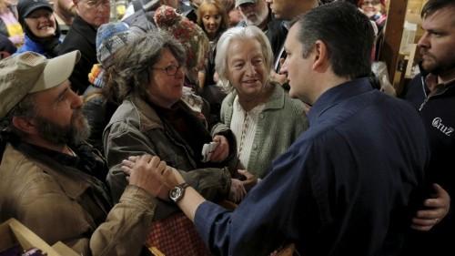 Ted Cruz's Revolution