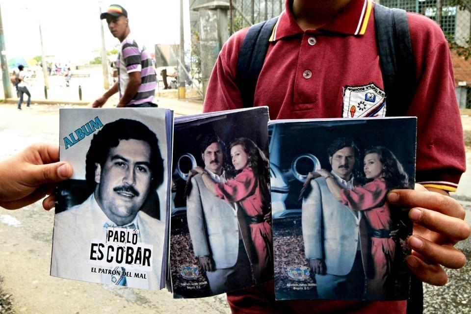 Pablo - Magazine cover