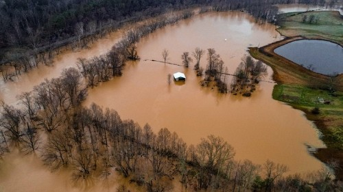 Eastern Kentucky Has Been Underwater, but You Probably Didn't Notice