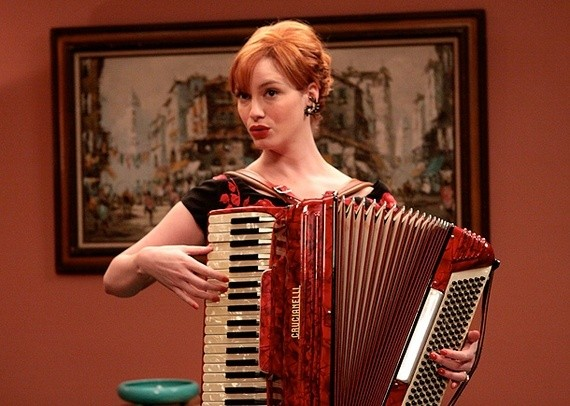 Accordions: So Hot Right Now