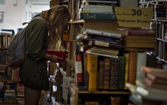 The Decline of the American Book Lover