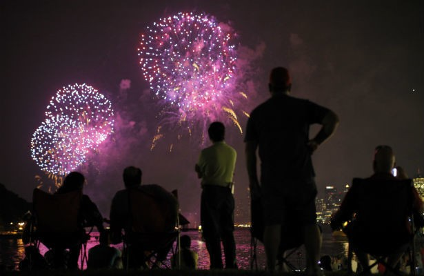 That Glorious Fireworks Fail Last Week? Imagine That's Your Data