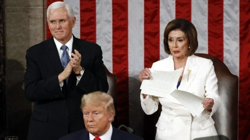 Trump Is Defiling His Office