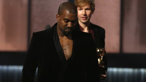Kanye Should Have Taken the Mic From Beck at the Grammys