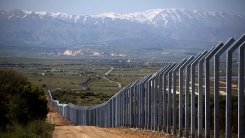 Trump Says U.S. Should Recognize Israeli Sovereignty Over Golan