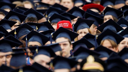 Higher Education Has Become Increasingly Partisan