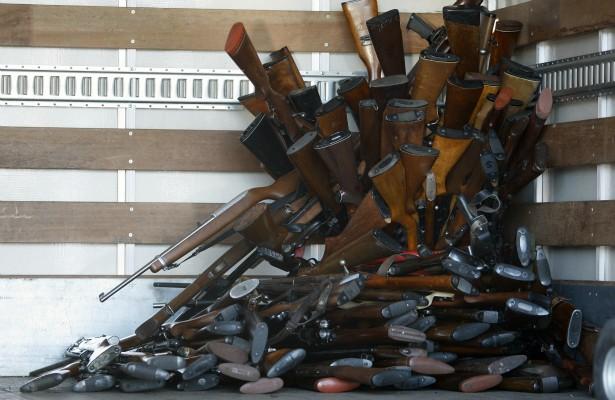 How Big Data Can Solve America's Gun Problem