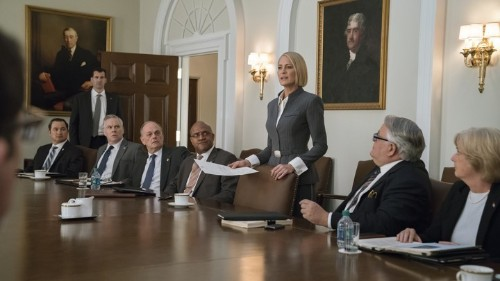 House of Cards Is Chillier Than Ever in Its Final Season