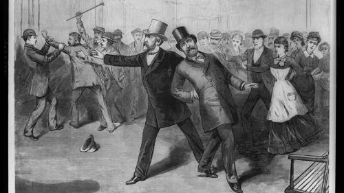 How the Assassination of James A. Garfield Haunts VA Reform