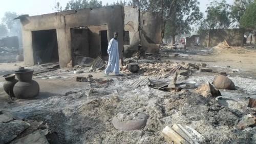 Boko Haram Strikes Again