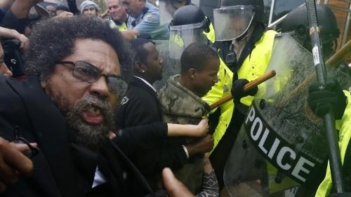 The Religious Effort in Ferguson