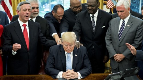The Trump Administration's Focus on Religious Freedom