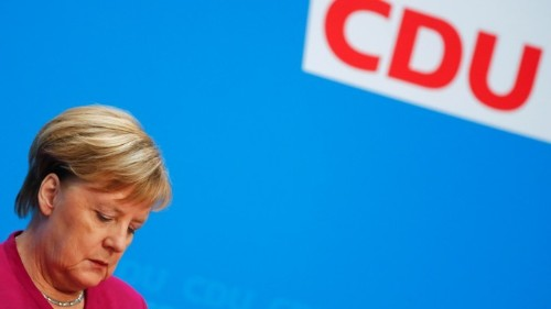 A Slow, Somber End to the Merkel Era