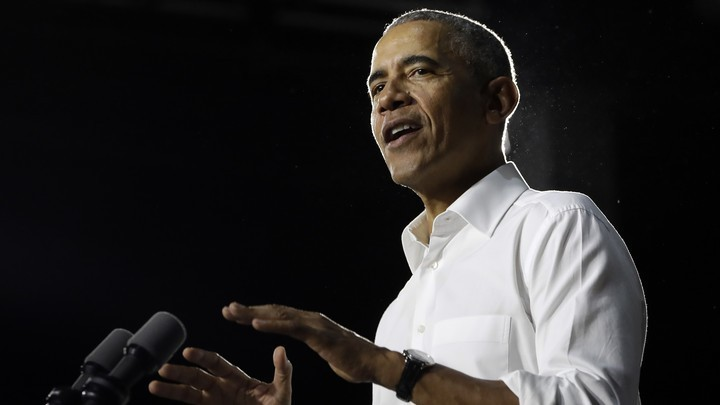Obama Plays the Closer as the Midterms Approach