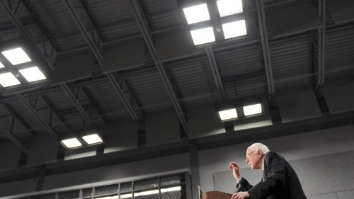 What Bernie Sanders Thinks Is Wrong With the Fed