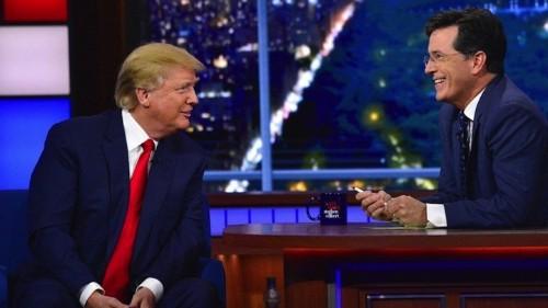 The Colbert Trump