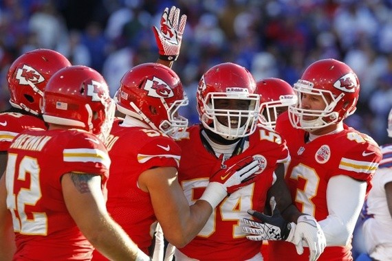 No, the Kansas City Chiefs Aren't a 'Lucky' Undefeated Team