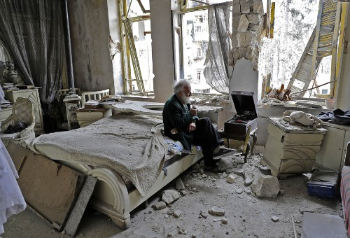 In Syria: Six Years of War