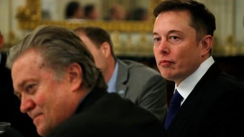 Elon Musk Quits Donald Trump