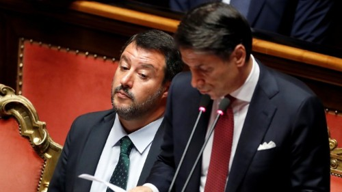 Italy's Populists Lost Power—And Now the Press