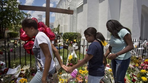 Hatred and Forgiveness in Charleston