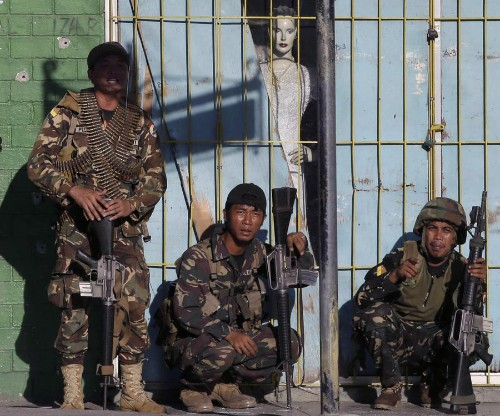 Bloody Philippine Siege Brought to an End