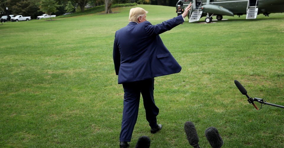 The Press Is Giving Trump a Free Pass, Again