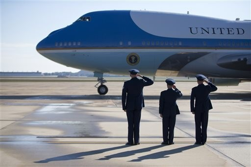 One of the Things President Obama Will Miss After Leaving Office Is Getting Ready for an Upgrade