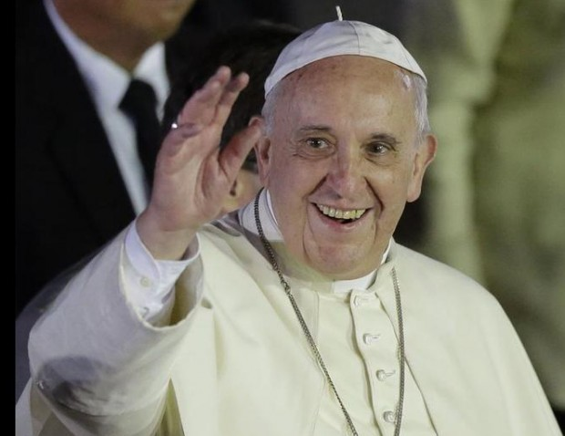 When Pope Francis Enters House Chambers Next Week There Will Be a Key 'Gesture' That You Might Not See