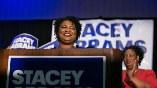 WATCH: Dem gubernatorial candidate makes stunning admission about who comprises the 'blue wave'