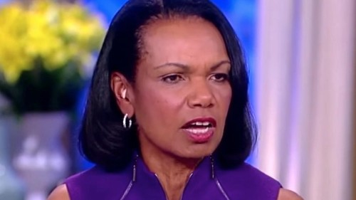Condoleezza Rice stuns 'The View' audience with amazing story about 2nd Amendment rights