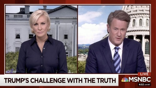 MSNBC's Joe Scarborough questions faith of Trump supporters: 'Who raised them?'