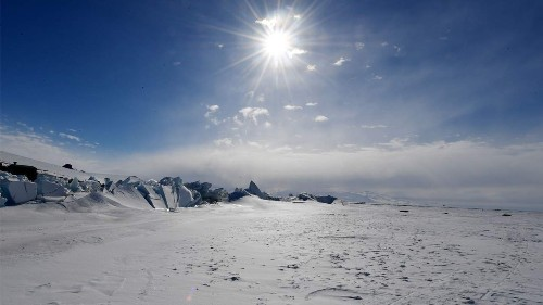 New report about Antarctica is horrible news for global warming alarmists