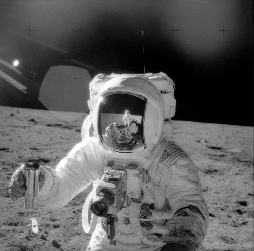 Matter Associated With Life Discovered on the Moon in the 1970s Most Likely Came From This Source, NASA Says