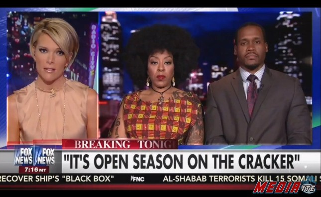 'How Do You Feel About White People?': Megyn Kelly's Tense Exchange With Woman in Viral 'Open Season on Crackers' Video