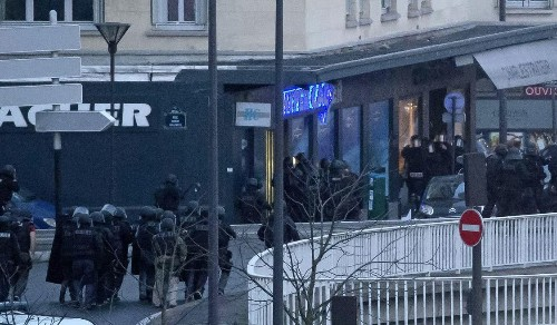 Two Arrested in Possible Connection With Terror Attack on Paris Kosher Supermarket