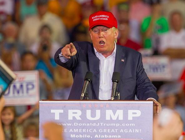 Why Trump Says He'll Never Eat Oreos Again