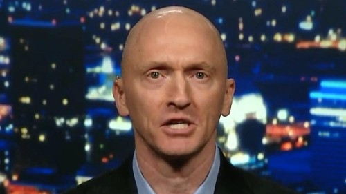 Carter Page is finally taking action against the DNC, and it's serious